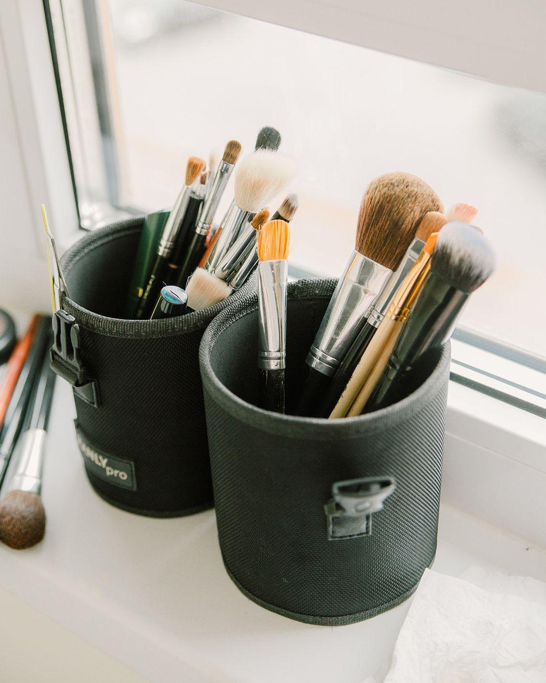 Tipos de pincéis de maquiagem: para que serve cada um deles?